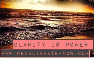 Clarity Is Power!